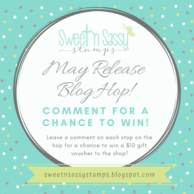 May 2020 Sweet 'n Sassy Stamps Blog Hop