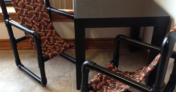 ReachingHyer: PVC Toddler Chair