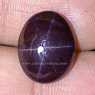 Batu Permata Star Garnet - ZP 743
