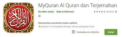 download MyQuran Al Quran dan Terjemahan