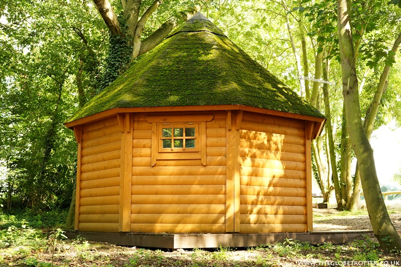 Cabin at Lee Valley Campsite in Sewardstone
