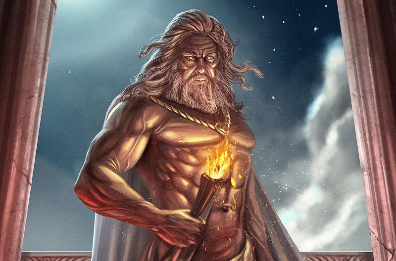 Prometeu: O Titã Que Deu Fogo ao Homem