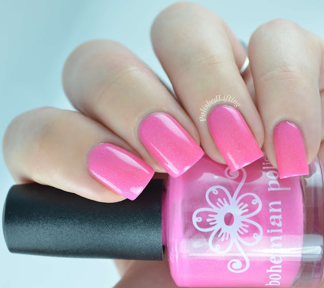Bohemian Polish Love Potion no. 9 3/4