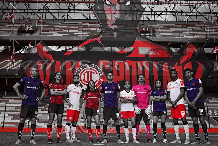 Details about  /Under Armour Toluca Away  Jersey 2021 America Chivas Rayados Tigres Cruz azul