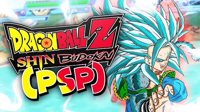 Dragon Ball Z: Shin Budokai en Español Para Android (Configuraciones) [ROM PSP]