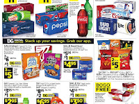 Dollar General Ad February 28 - March 6, 2021 and 3/7/21