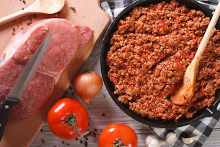 Bolognese ragù and its main ingredients