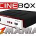 Cinebox Optimo X Dual Core Atualização - 28/12/2017