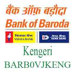 Vijaya Baroda Bank Kengeri Branch New IFSC, MICR