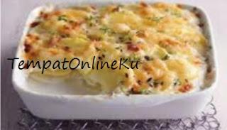 potato gratin gurih spesial