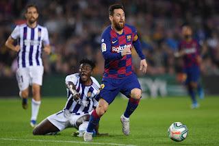 بين ماتش | مباراة برشلونة وبلد الوليد مباشر 22-12-2020 والقنوات الناقلة في الدوري الإسباني