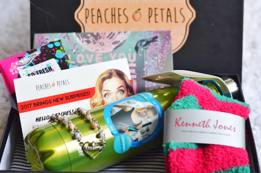 My Review Love!!: Peaches And Petals - New Year! New You! New Surprises! #CouponCode