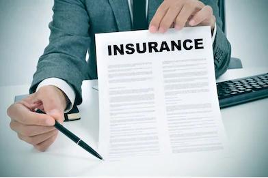Insurance किया होता हैं। और यह कितने तरह का होता है।