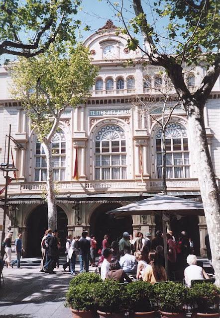 Grand Teatre del Liceu