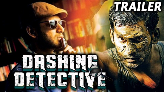 Dashing Detective 2018 Hindi Dubbed 400MB HDRip 480p