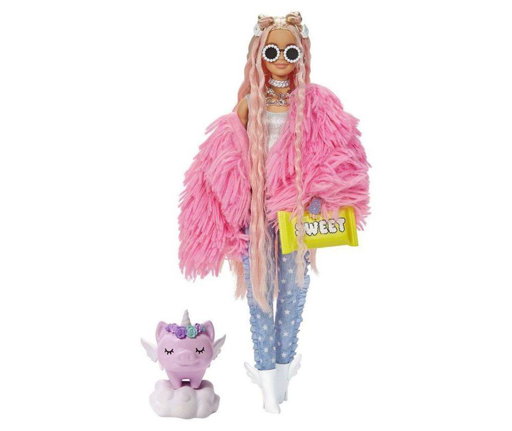 Barbie Fashionistas X.T.R.A. OMG Pinkalicious