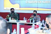 Ini Upaya Panglima TNI, Kapolri dan Kepala BNPB Tekan Kasus Covid-19 di Kudus