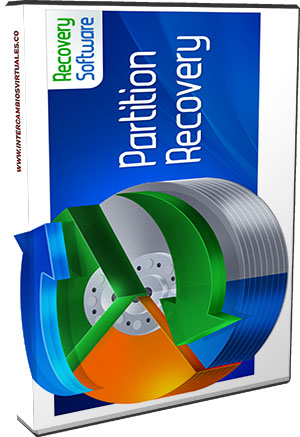 RS Partition Recovery 3.0 Commercial poster box cover