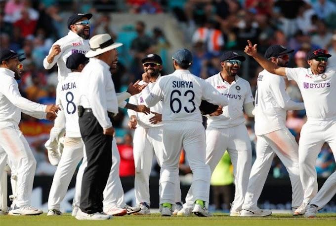 Eng vs Ind 4th Test Day 5 Highlights: टीम इंडिया ने 50 साल बाद ओवल में इंग्लैंड को हराया, दर्ज की 157 रनों से जीत