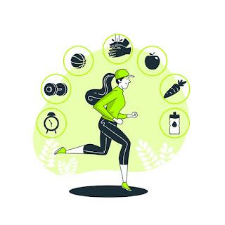 correndo em direção aos hábitos produtivos