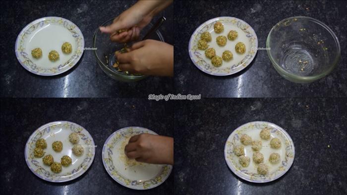 Veg Dry Chinese Manchurian Recipe - वेज ड्राई चाइनीज मन्चूरियन - Priya R - Magic of Indian Rasoi
