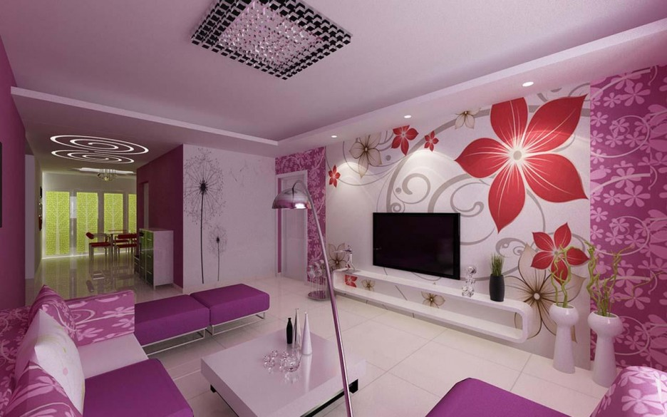 15 Modern Living Room Design with a Feminine Themes Living Rooms
