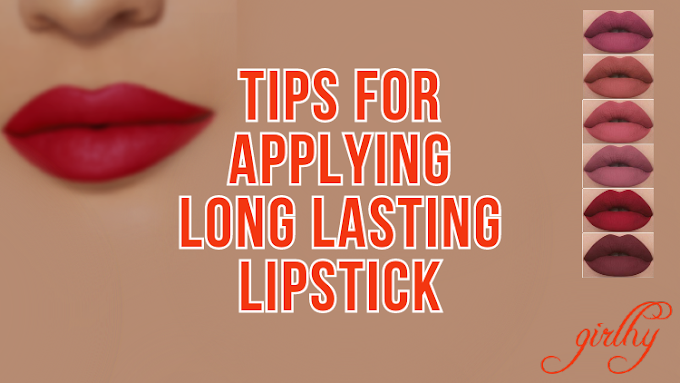 Tips for Applying Long Lasting Lipstick