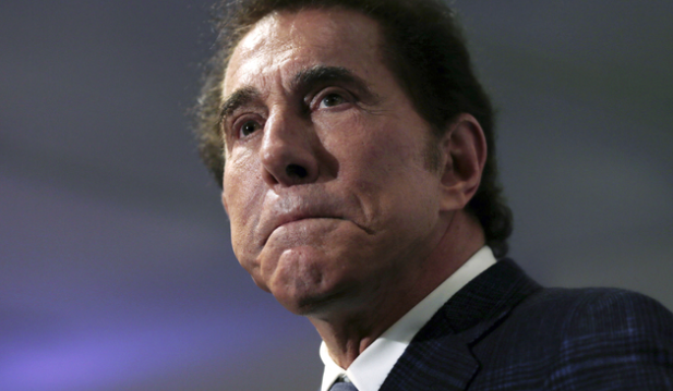 Woman tells police Steve Wynn raped her in '70s