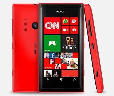 Nokia Lumia 505 Harga Spesifikasi, HP Windows Phone Murah Kamera 8MP