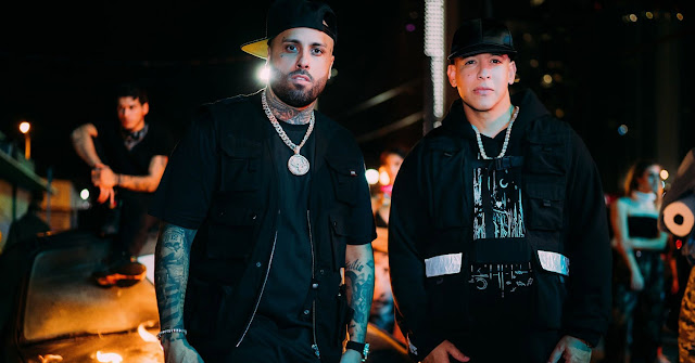 Nicky Jam και Daddy Yankee συνεργάζονται στο single «Muévelo»