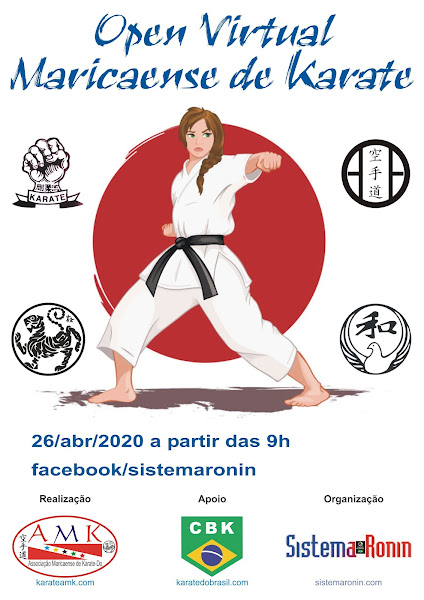 Open Virtual Maricaense de Karate