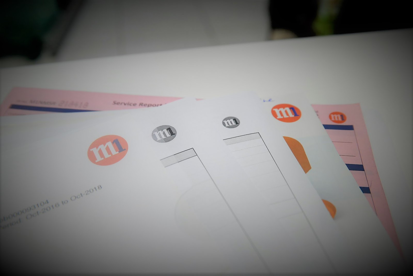 Switching ISP from SingTel to M1 | The Singapore Gadget Talk