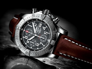 Breitling Watch Leather HD Wallpaper