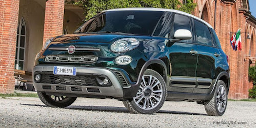 New Fiat 500L Cross