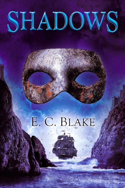 Review: Shadows by E. C. Blake