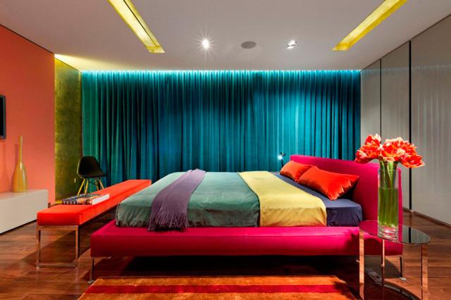 Dormitorios multicolor for Dormitorios originales
