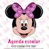 Agenda Escolar Minnie Mouse
