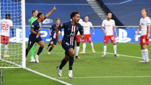 PSG Through To Champions League Final After Beating Leipzig 3 – 0 (Watch Highlight)