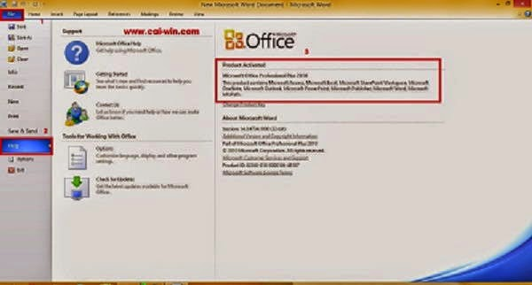 product activation failed office 2010 crack