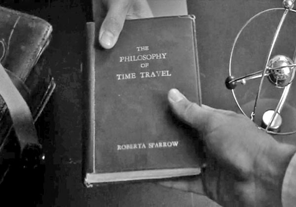 Philosophy Of Time Travel Roberta Sparrow Real Book