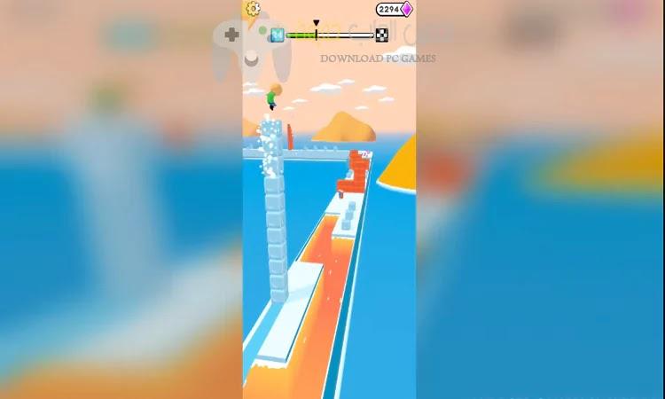 تحميل لعبة Cube Surfer للاندرويد والايفون
