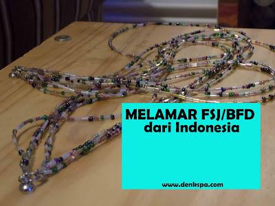 MELAMAR FSJ/BFD dari Indonesia