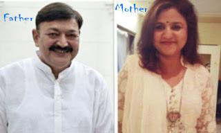 Neha Sharma Family, Neha Sharma Father and Mother