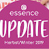 [Preview] Essence Neuheiten - Herbst/Winter 2019