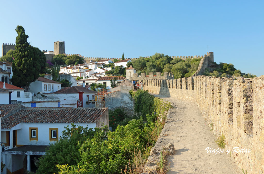 Muralla de Óbidos