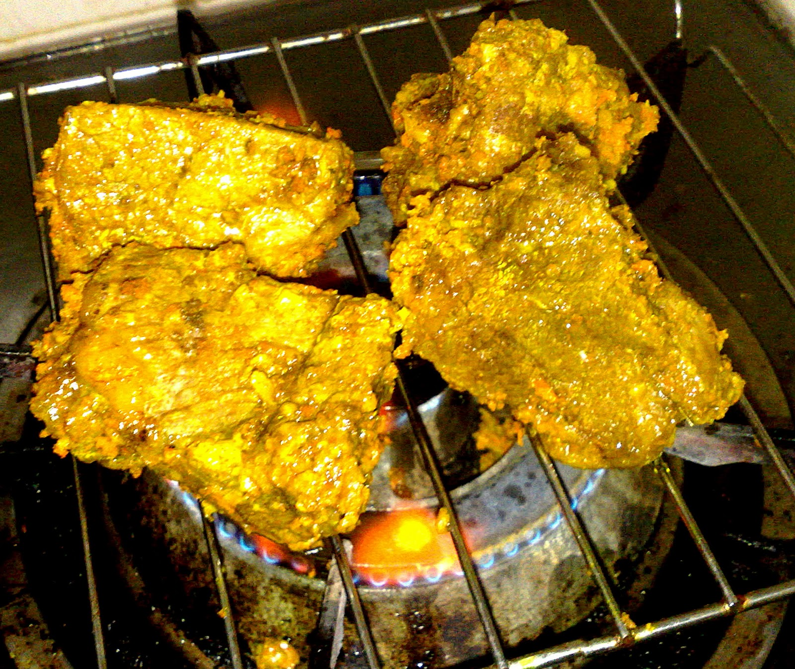 Family Jannati Daging Bakar