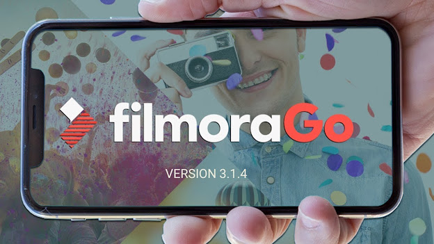 FilmoraGo Android Video Editor