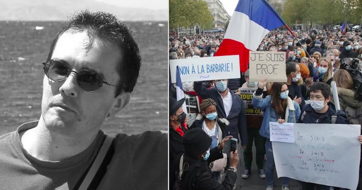 'Je Suis Prof': Beheaded History Teacher Was Victim Of Angry Social Media Campaign