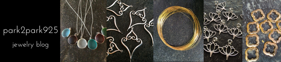 sterling silver jewelry and findings components
