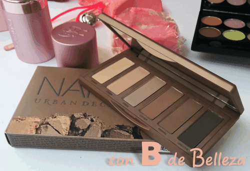 Sombras Naked basic 2 Urban decay